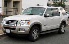 Ford Explorer [4th generation] (2006–10)