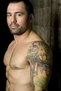 Joe Rogan Tattoos