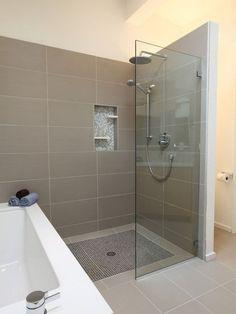 Walk In Shower Designs Without Doors