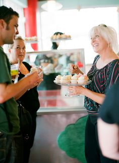 Church of Cupcakes, Grand Reopening Party