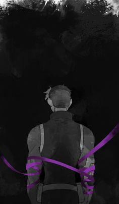 VLD fanart - Shirogane Takashii in the shadows there is light