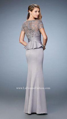 La Femme 21760 | La Femme Fashion 2016 - La Femme Prom Dresses - La Femme Short Dresses