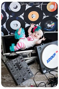 baby stereo dj props records