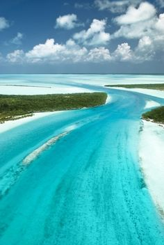 Explore the Bahamas ~ famous for the sprawling Atlantis resort, scuba diving and snorkeling the massive Andres Barrier Reef.Comprising of 700 islands & cays, the Bahamas are located only 181 miles from Miami, Florida.
