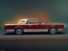 Lincoln Continental Mark VI Givenchy Edition Coupe 1980