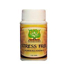 Stress free, Ashwagandha