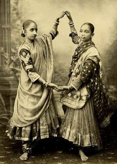 Classical dance partners