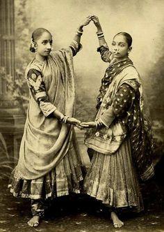 Classical dance partners