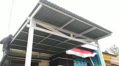 kanopi baja ringan vs kayu 12 best sebuah alternatif pengganti images roof