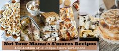 15 S'mores variations!