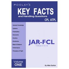 Buy ATPL Exam prep and Keyfacts keynotes books at Flightstore and get same day deapatch Pilot Training, Pilot Gifts, Bar Chart, Knowledge, Facts, Key, Unique Key, Bar Graphs