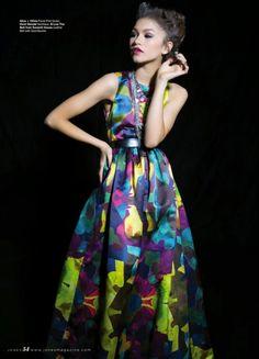 Zendaya Coleman for Jones Magazine Summer 2013