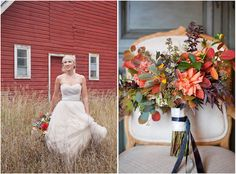 Come Away With Me | Rustic Fall Styled Shoot