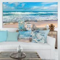 Coastal Style, Coastal Decor, Coastal Furniture, Seaside Decor, Canvas Wall Art, Wall Art Prints, Buy Canvas, Seychelles Beach, Seascape Art