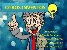 Otros inventos.