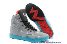 newest 228b6 f368f Light Grey Anthracite-White Nike KD 6 NSW Lifestyle Birthday Outlet Michael  Jordan Shoes