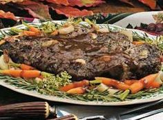 Need wild game recipes? Get wild game recipes for your next evening meal from Taste of Home. Taste of Home has wild game recipes including rabbit recipes, recipes for venison, and more recipes for wild game. Venison Recipes, Roast Recipes, Cooking Recipes, Cooking Games, Venison Meals, Cooking Venison, Burger Recipes, Cooking Ideas, Yummy Recipes