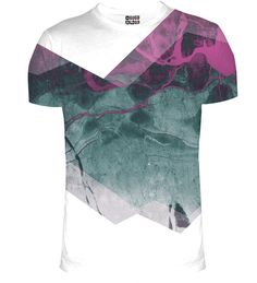 Violet Marble t-shirt, Mr. GUGU & Miss GO