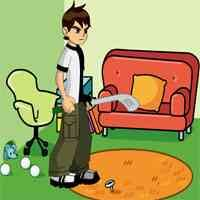 You'll play the game Ben 10 Golfer, one of your best free Ben 10 games!!! Ben 10 needs to relax a small bit today and he needs to have some fun as he has some free time. He manages to build a sequence of golf course in his house and he use a lot of diverse obstacles in order to make a good confront.