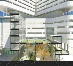New Hospital Tower Rush University Medical Center,Section
