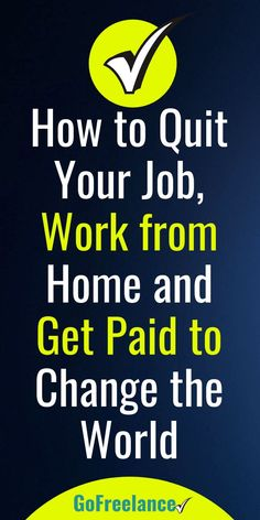 Sick of working a rotten 9-5 job? You don't have to! Here's how you can escape the rat race, work from home, enjoy flexible hours and make great money. Let's face it. Working for someone else totally sucks, right? We get it, but we also understand that yo Home Based Business, Online Business, Business Ideas, Make Money From Home, Way To Make Money, Top Blogs, Rat Race, Quitting Your Job, Part Time Jobs