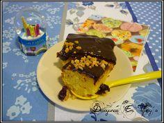 Desayunos en Tiffany´s: Blondie de arándanos y pistachos