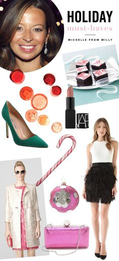 Holiday Must-Haves: Michelle Smith of Milly | www.theglitterguide.com