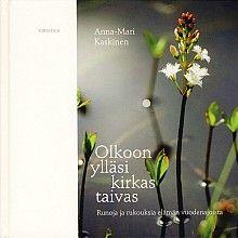 Olkoon ylläsi kirkas taivas, Kirjapaja, 2006