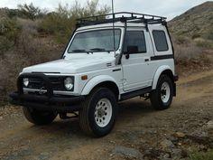 1994 Suzuki Samurai JL