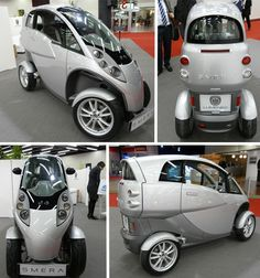In For The Long Haul The Electric Car With A Mile Range Could