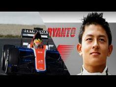 Rio Haryanto F1 Berhasil Finish di GP Bahrain Rio Finish Di Urutan 17