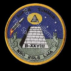 Mission Patches - Their Source and Meaning Page 002