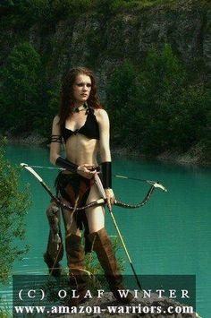 archery women - Google Search
