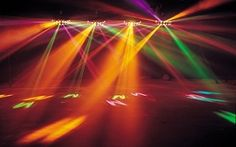 Feel like you are in dreams with our DJ Lighting