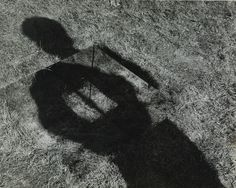Keith Arnatt - Invisible Hole Revealed by the Shadow of the Artist, 1968