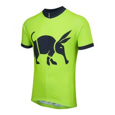 3de6ab023 Oska Fluro Green Road Cycling Jersey - Sold Out