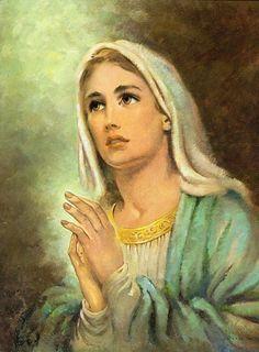 La Vierge Marie de Florence Kroger Plus