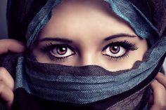Fire in Her Eyes!  by Yenny Camacho