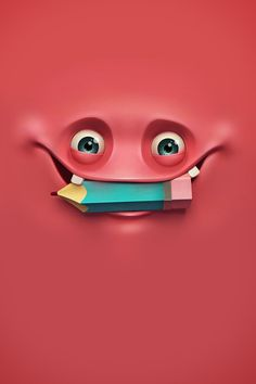 Faces Wallpaper - Red - iPhone, iPad, Desktop HD Wallpapers - 9to5Wallpapers