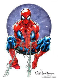 Spider-Man by ToddNauck on DeviantArt