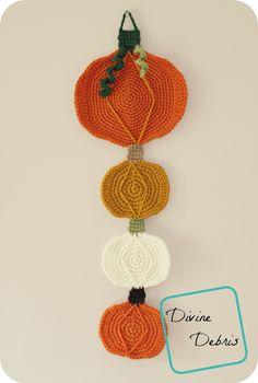 Pumpkin Wall Decorat