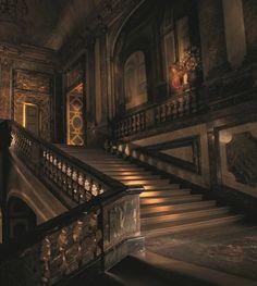 VERSAILLES at night. EPV   Raphaël Gaillard.