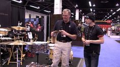 We take a look at RBH Drums' brand spankin' new Diamond kit, perfect for a warm, vintage sound. We also see the Americana Jump kit, a small stage kit that gets its name from EMS and Fire Department first responders. The Prestige snare drums are also a gorgeous addition to the...