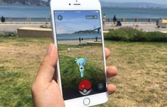 'Pokémon Go' Hands-On Details Cooperative Aspects of the Augmented Reality App