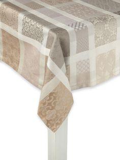 Mille Ladies Tablecloth by Garnier-Thiebaut at Gilt