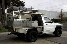 Ute Camping, Truck Camping, Custom Campers, Custom Trailers, Custom Truck Beds, Custom Trucks, Car Camper, Camper Trailers, Custom Ute Trays