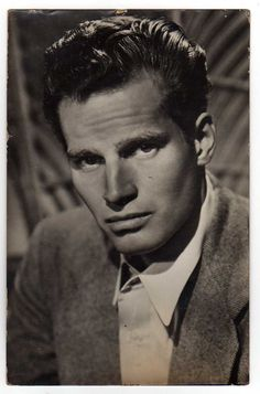 Charlton Heston (1924 - 2008)