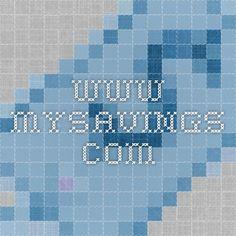 www.mysavings.com