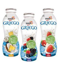 Yoplait Griego Yogurt