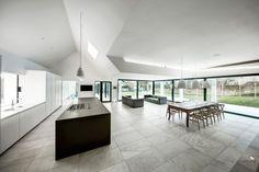 The Pilot's House, restauration et extension par AR Design Studio - Journal du Design